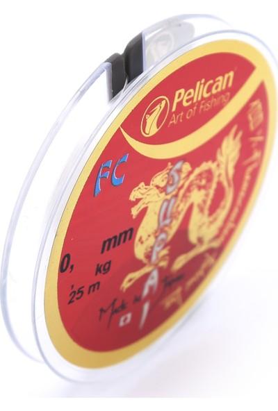 Pelican Supai 0,33 % 100 Fluorocarbon Misina 25 M