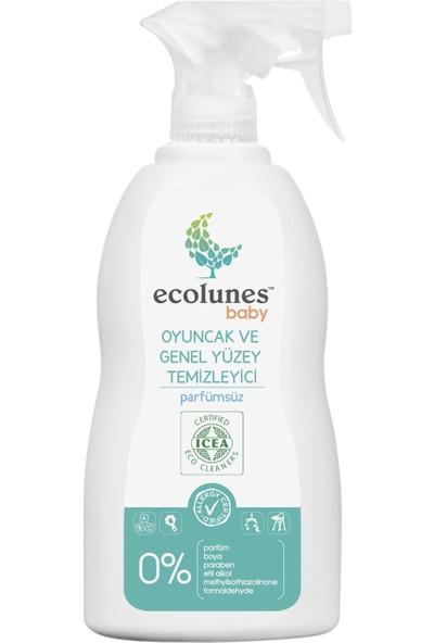 Friendly Organic Ecolunes Baby Oyuncak ve Yüzey Temizleyici 300 ml