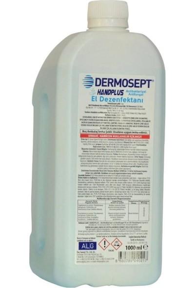 Dermosept Handplus El Dezenfektanı 1 l