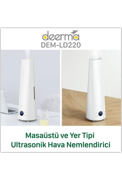 Deerma LD220 Kumandalı Ultrasonik Soğuk Buhar Makinesi
