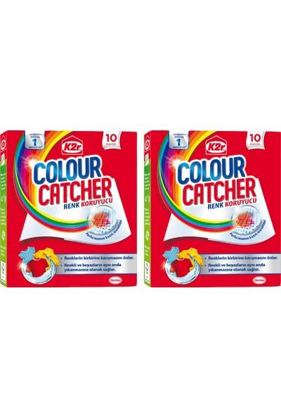 K2R Colour Catcher Renk Koruyucu Mendil 2 Paket