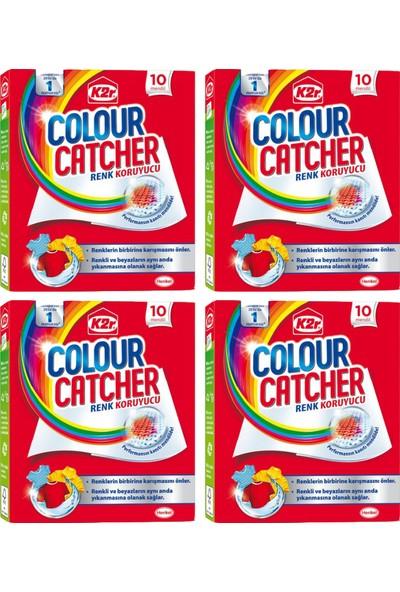 K2R Colour Catcher Renk Koruyucu Mendil 4 Paket