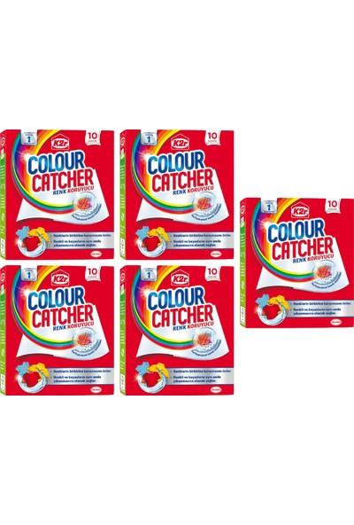 K2R Colour Catcher Renk Koruyucu Mendil 5 Paket