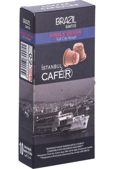 Nespresso Uyumlu Kapsül Kahve 10 Adet