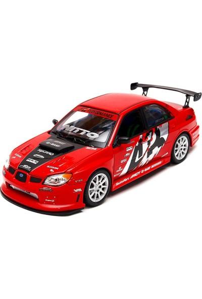 Welly 1:24 Apr Subaru Impreza Performance