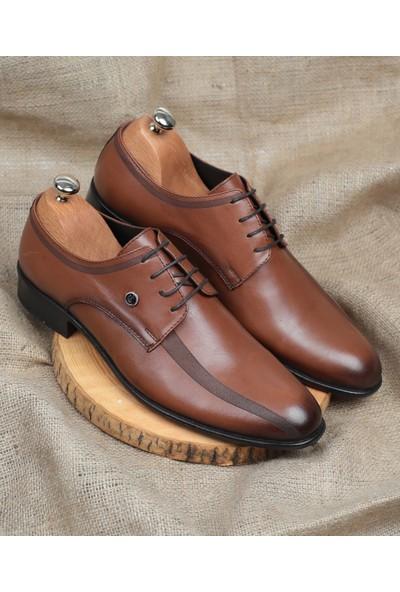 Daxtors D3310 Günlük Klasik Deri Erkek Ayakkabı 40