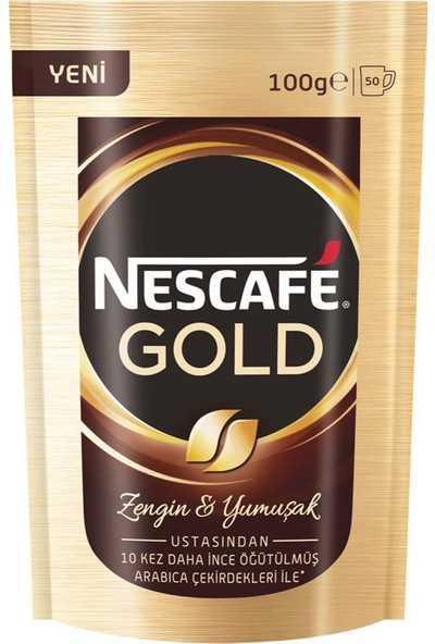 Nescafe Gold Eko 100 gr