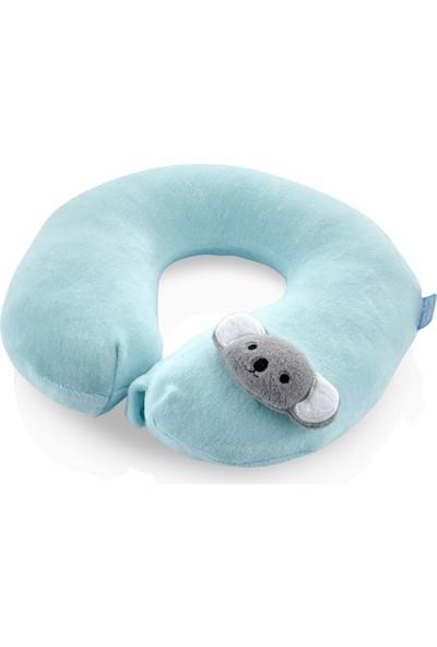 Babyjem Bebek Boyun Koruyucu Yastık Mint