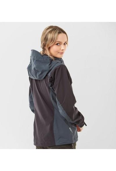 Rab Mantra Su Geçirmez Kadın Kapüşonlu Ceket