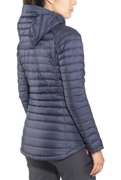 Rab Microlight Alpine Kaz Tüyü Kapüşonlu Kadın Ceket