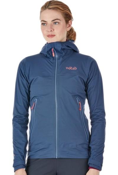 Rab Kinetic Plus Su Geçirmez Kadın Ceket