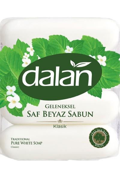 Dalan Geleneksel Saf Beyaz Sabun Klasik