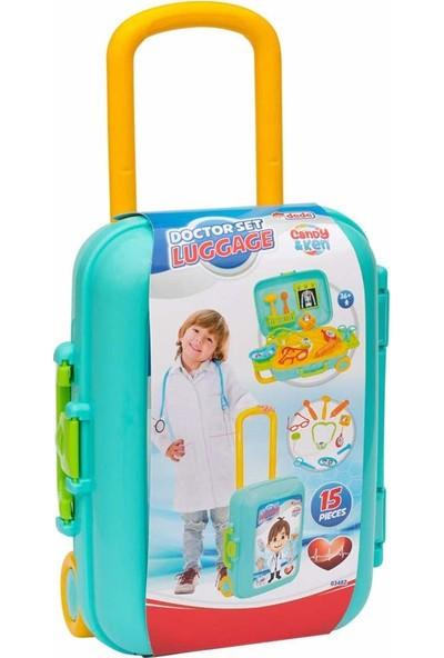 Dede Candy&ken Doktor Set Bavulum