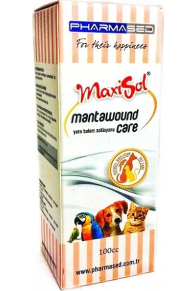 Maxisol Hayvanlar Için Yara Bakım Solüsyonu 100 cc