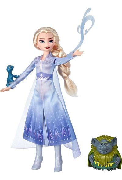 Disney Frozen 2 Elsa ve Orman Arkadaşları E6660