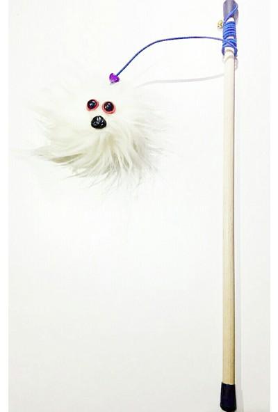 Petcraft Kedi Oltası Peluş Oyuncaklı Zilli