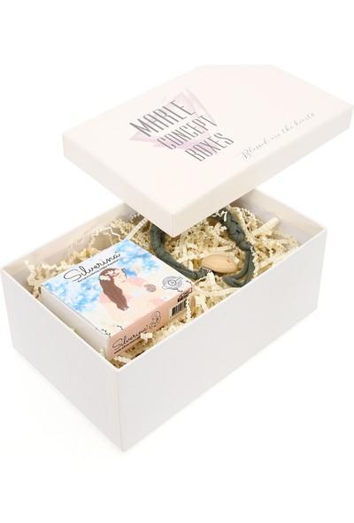 Marle Konsept Kutular - Hamile Anne Bebek Baby Shower Doğum Seti - Sleepy Box