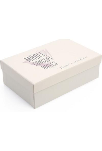 Marle Konsept Kutular - Hamile Anne Bebek Baby Shower Doğum Seti - Natural Box