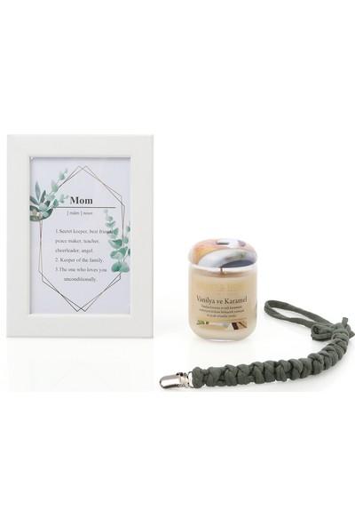 Marle Konsept Kutular - Hamile Anne Bebek Baby Shower Doğum Seti - Mom Box