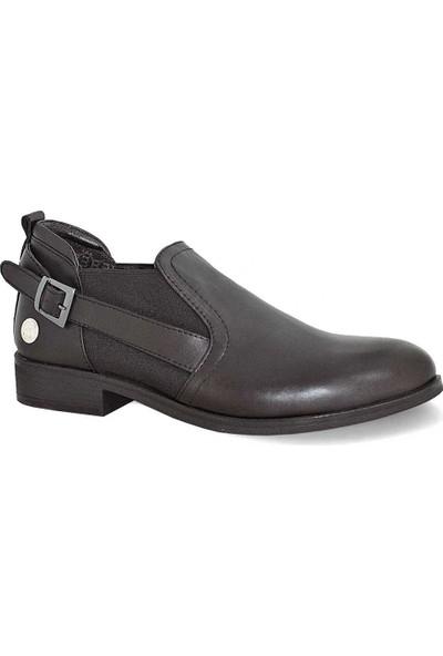 Mammamia D19Ka-230 Kadın Ayakkabı Siyah