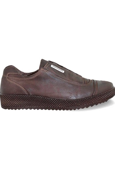 Mammamia D19Ka-405 Kadın Ayakkabı Kahve