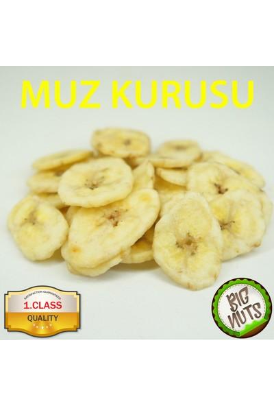 Big Nuts Muz Kurusu Tropikal Meyve 250 gr