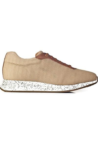 Cabani Ayakkabı Bej Triko9Yea07Ay281L75