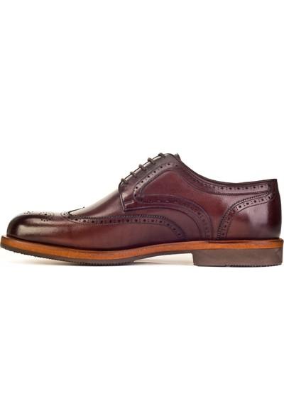 Cabani Ayakkabı Kahve Antik Deri0Yev05Ay005N72
