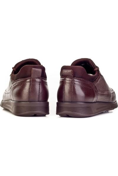 Cabani Ayakkabı Kahve Floter Deri8Yea07Ay062E03