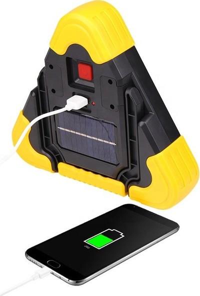 Starmax Oto Reflektör Güneş Enerjili