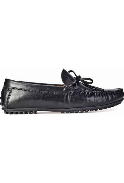 Cabani Ayakkabı Siyah Analin Deri9Yea07Ay106A89