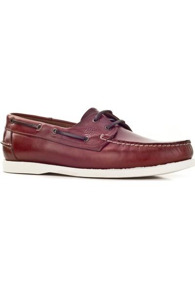 Cabani Ayakkabı Taba Flap Deri7Kea07Ay048B15