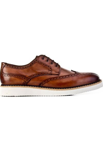Cabani Ayakkabı Taba Sanetta Deri9Yea07Ay156G61