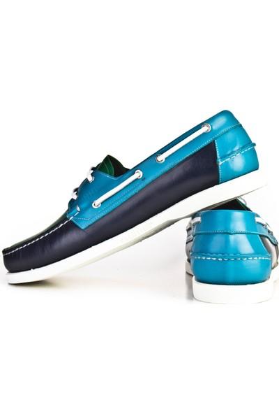 Cabani Ayakkabı Yeşil Flap Deri9Yea07Ay075M51