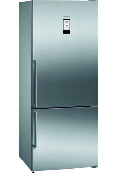 Siemens IQ500 KG76NAIF0N A++ Alttan Donduruculu Buzdolabı
