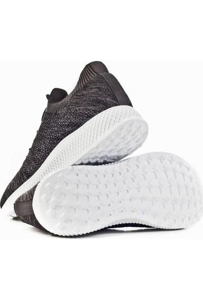 Cabani Ayakkabı Gri Triko9Yea07Ay231C13