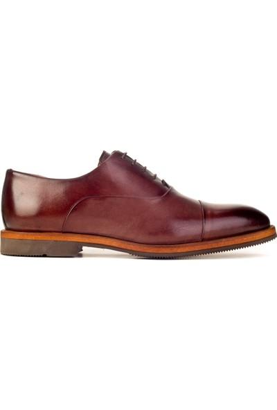 Cabani Ayakkabı Kahve Antik Deri0Yev05Ay003N72