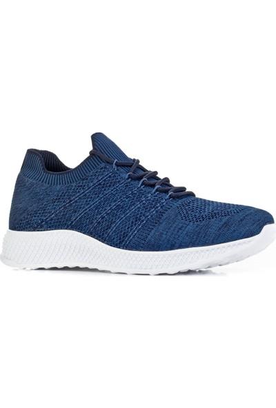 Cabani Ayakkabı Lacivert Triko9Yea07Ay231J10