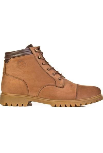 Cabani Ayakkabı Yeşil Nubuk9Kea07Bo037C26