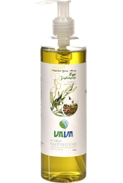 Vava Ege Zeytinyağı Vava El Sabunu 400 ml E Vitaminli