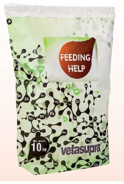 Reva Vetasupra Feeding Help Büyükbaş ve Küçükbaşlar Için Süt Verimini Artırmaya Yönelik Hayvan Yem Katkı Maddesi 10 kg Kraft