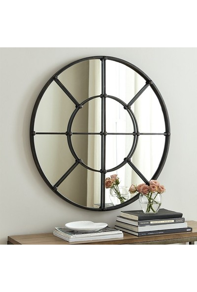 Beyma Home Climaro Yuvarlak Dekoratif Ayna