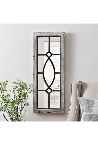 Beyma Home Benlode Dekoratif Pencere Ayna