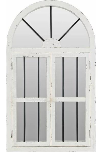 Beyma Home Fortunatus Dekoratif Pencere Ayna