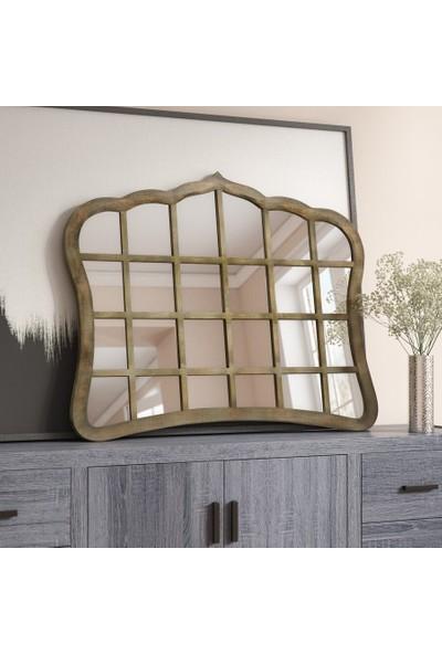 Beyma Home Laundra Dekoratif Pencere Ayna