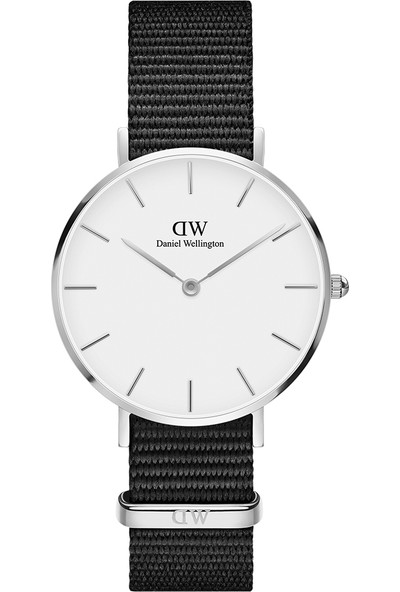 Daniel Wellington Petite 32 Cornwall S White Kadın Kol Saati DW00600254