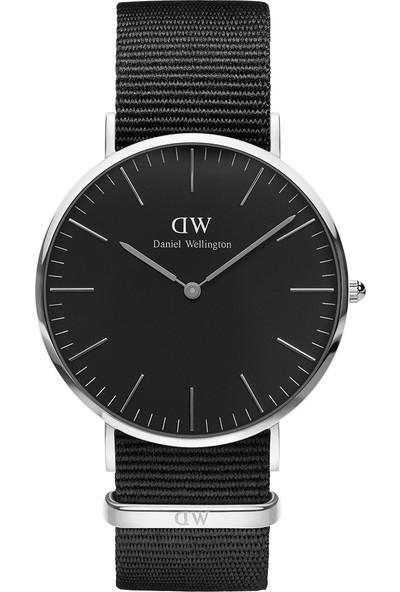 Daniel Wellington Classic 40 Cornwall S Black Erkek Kol Saati DW00600149