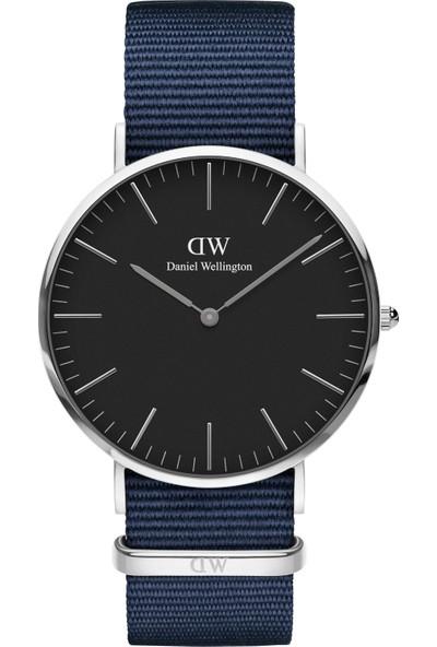 Daniel Wellington Classic 40 Bayswater S Black Erkek Kol Saati DW00600278