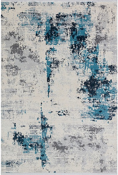 Halı Stores Renkli Halı Trend 15460A Mavi 160 x 230 cm