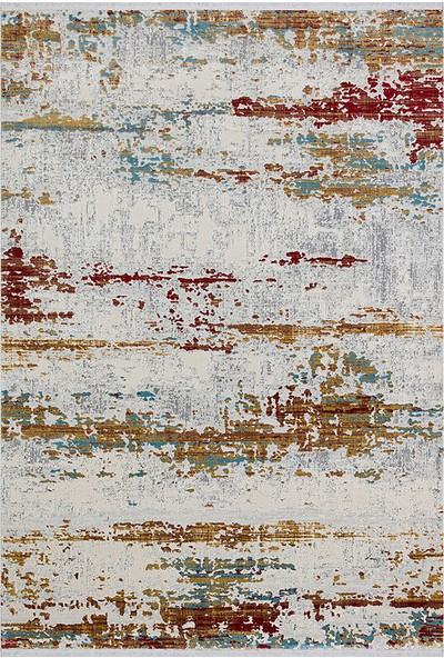 Halı Stores Renkli Halı Trend 15463A Kırmızı Mavi 80 x 150 cm